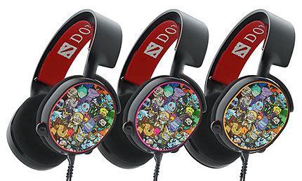Headset Steelseries Arctis 5 7 1 Dota 2 Limited Edition steelseries brengt arctis 5 dota 2 edition headset op de markt