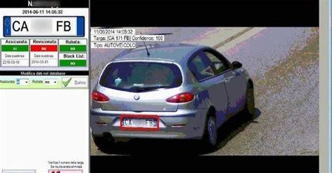 ministero interno targhe rubate auto e moto rubate il sito su cui verificare le