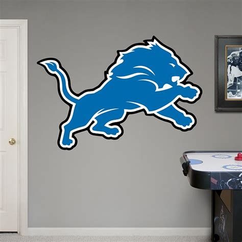 detroit lions home decor 15 best detroit lions room wo man caves images on