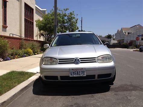 automotive air conditioning repair 2002 volkswagen gti interior lighting buy used 2002 volkswagen golf gti vr6 hatchback 2 door 2 8l in venice california united states