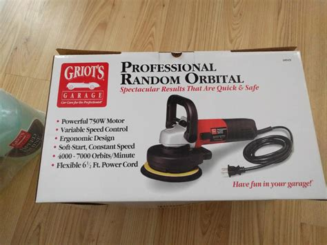 griots garage complete kit professional random