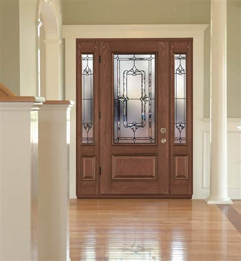 glass entry door glass inserts residential front doors beverley windows and doors