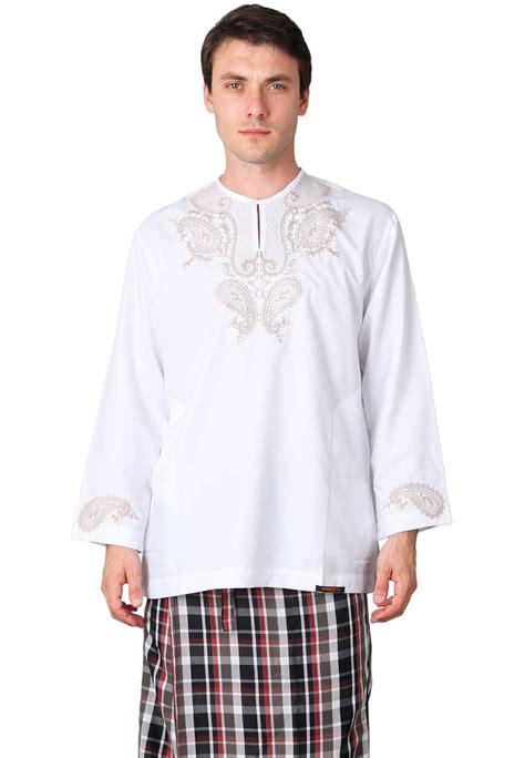 Baju Koko Putih Revkaz preview itang yunasz baju koko putih jl0211 klikplaza shop