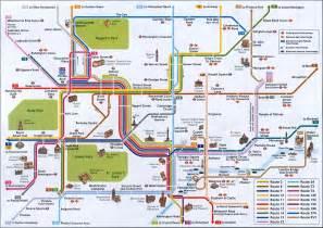 London England Map by London Tourist Map