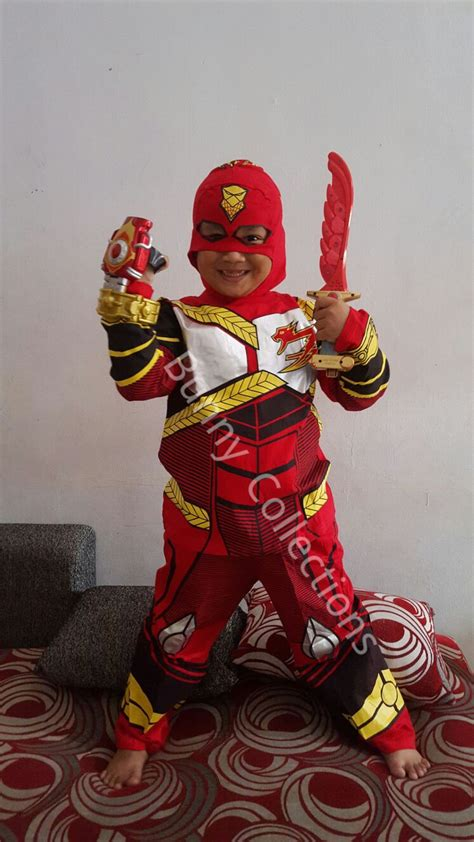 Baju Anak Kostum Topeng Satria Garuda Bima X Bima X Akz jual baju bima x satria garuda indonesia kostum bima topeng 2 4 thn bunny collection