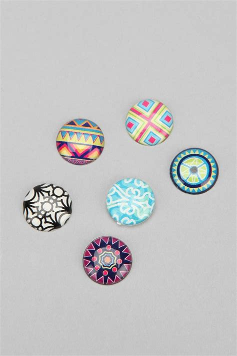 home button sticker pack of 6 outfitters