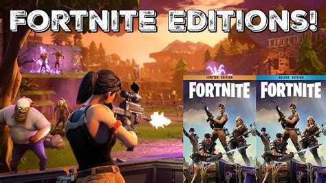 fortnite editions which fortnite edition should you buy deluxe