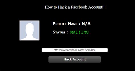 tutorial how to hack a facebook account stealer password hacking tutorials sharing knowledge and it how to hack
