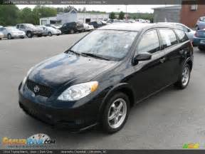 2004 toyota matrix black gray photo 2 dealerrevs