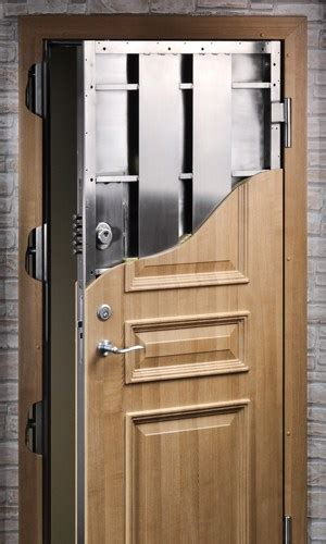 design for secure residential environments custom security doors high tech security doors