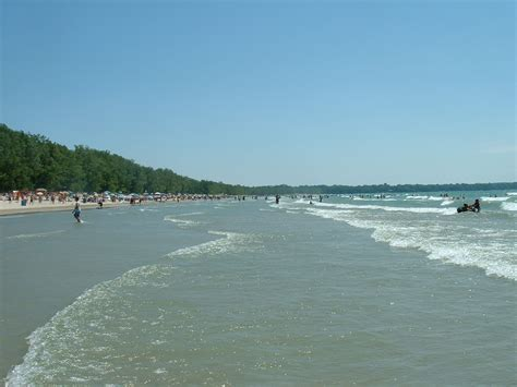 ontario sand banks sandbanks provincial park prince edward county ontario
