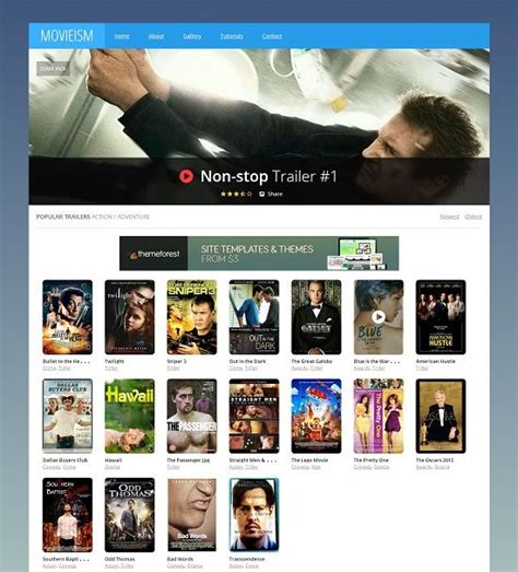 entertainment templates for blogger movieism entertainment blogger template 187 abtemplates com
