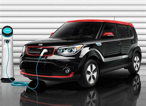 Soul Kia Electric 2015 Kia Soul Ev Electric Vehicle