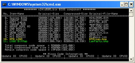 format file bios bios boot logo howto create your own bios boot logo