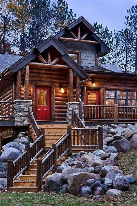 Small Log Home Builders Colorado Country Cabin Pictures Photos And Images For
