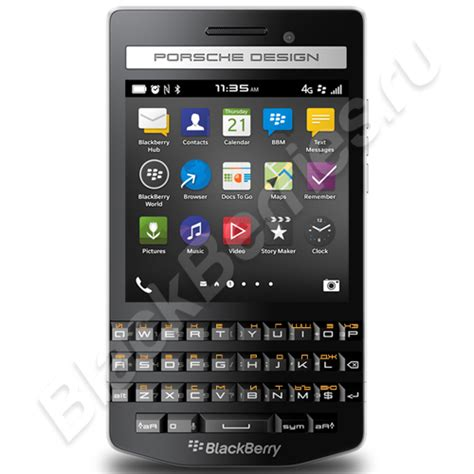 p porsche blackberry p 9983 porsche design