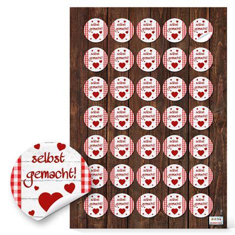 Aufkleber Rund 2 Cm by 35 Sticker Aufkleber Rund Quot Selbst Gemacht Quot 3 Cm