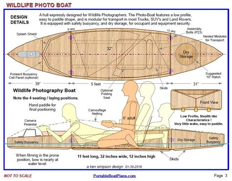 Home Plan Designer portable boat plans