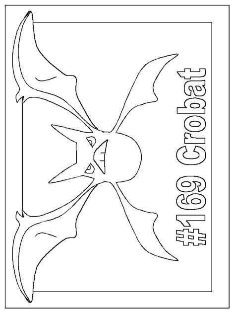 pokemon zubat coloring pages zubat pokemon coloring pages images pokemon images