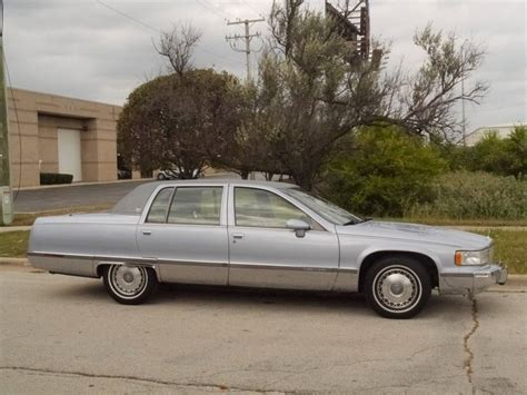 books on how cars work 1993 cadillac fleetwood user handbook 1994 cadillac fleetwood for sale 67728 mcg