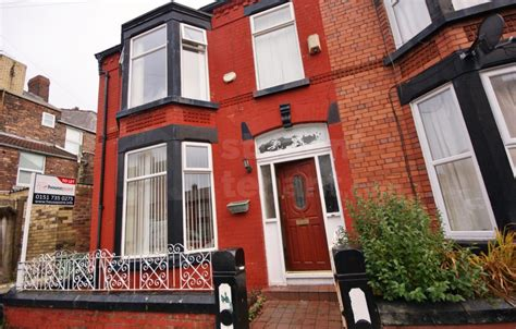bedroom student house  dudley road liverpool