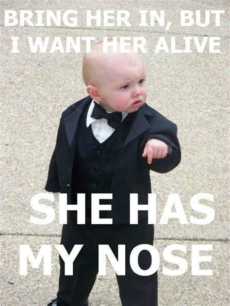 Godfather Baby Meme - lol funny meme baby godfather lol funny meme