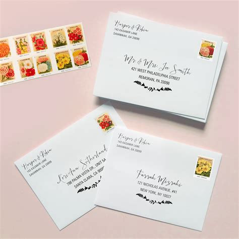 Wedding Invitation Card Addressing by The Feminist Guide To Addressing Wedding Invitations