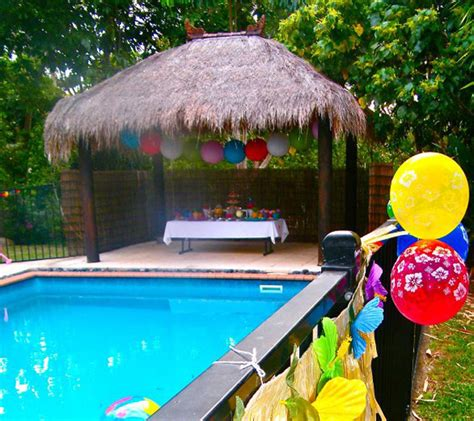 pool theme decorations pool themed decorations