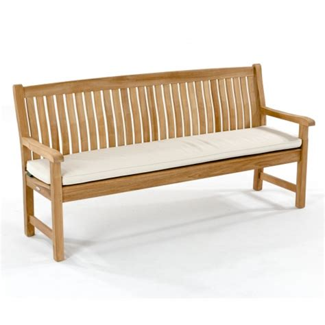 teak bench cushions 5 bench cushion westminster teak outdoor furniture