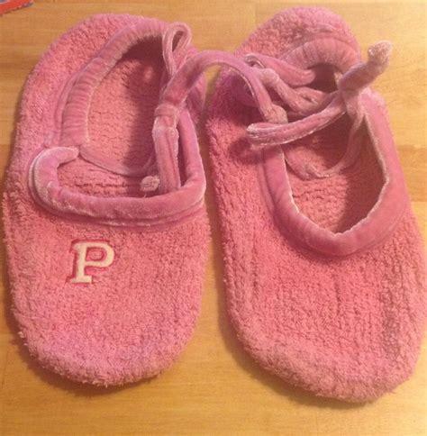 fuzzy slipper booties s secret pink slipper socks fuzzy warm booties w