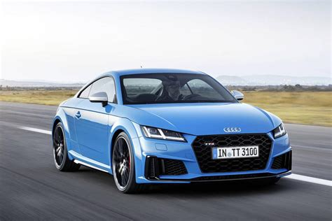 2019 audi tt changes 2019 audi tt arrives with sportier styling and new special