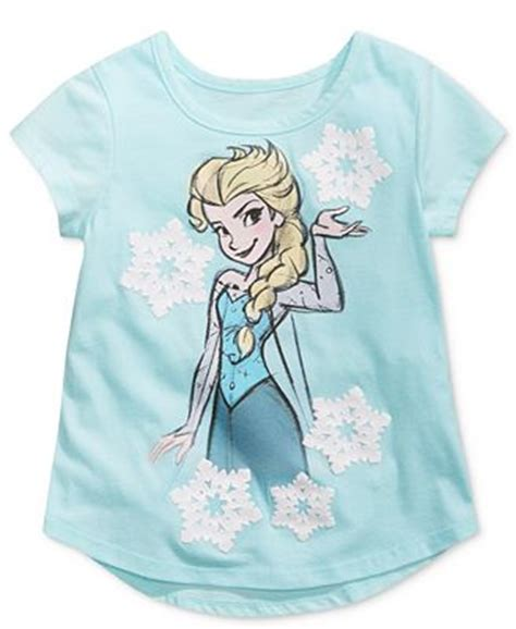 Blouse Cotton T Sum2 Disney disney s 174 frozen princess elsa cotton t shirt