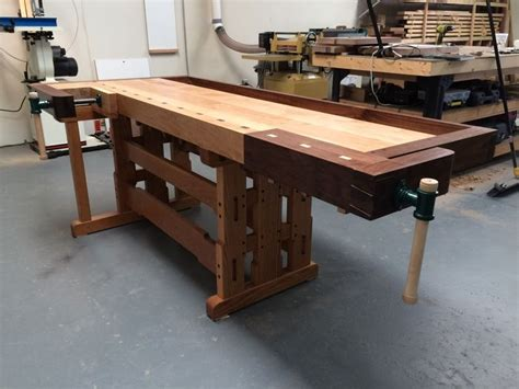 fine woodworking bench article image workbenchs pinterest articles and