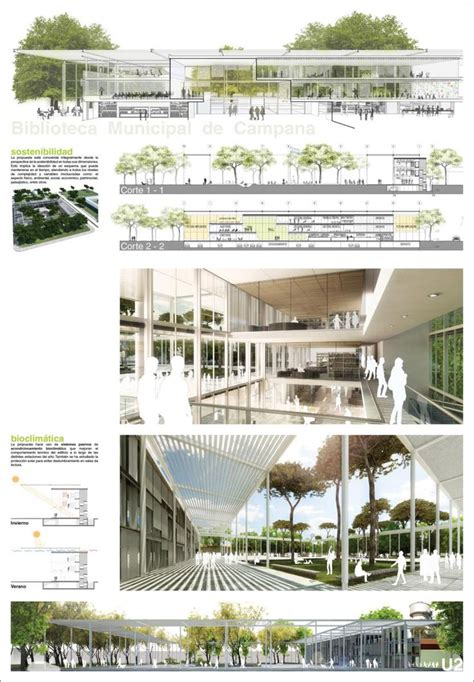 155 best architecture presentation board images on