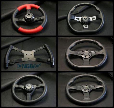 volante go kart 330mm steering wheel for go kart buy 330mm steering