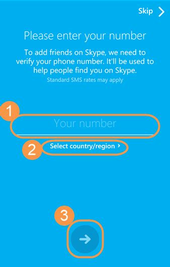 How Can Search Me On Skype Verifying My Phone Number To Automatically Add My Friends