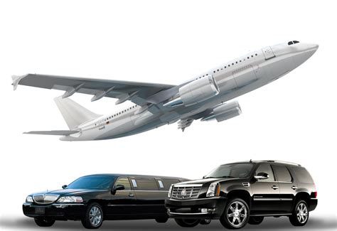 Limousine Airport by Limousine Service Burlington