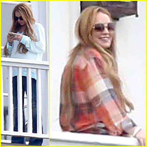 Lindsay Lohan And Away The Rehab by 2013 June 21 Just Jared Page 2