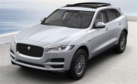 jaguar f pace grey jaguar f pace in india features reviews