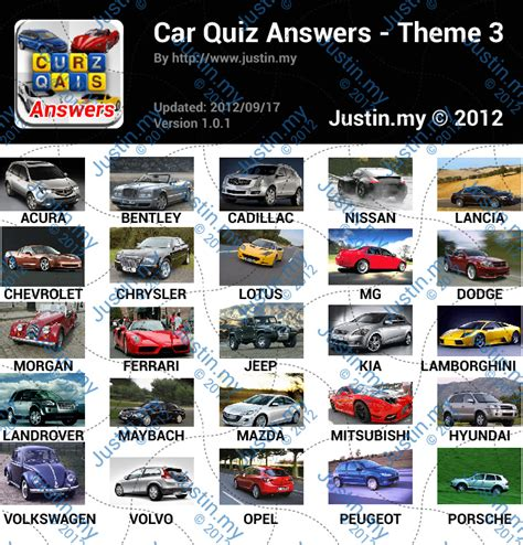 Auto Quiz by Automobile Trivia Questions And Answers Autos Post