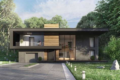 home design exteriors types of modern home exterior designs with fashionable and