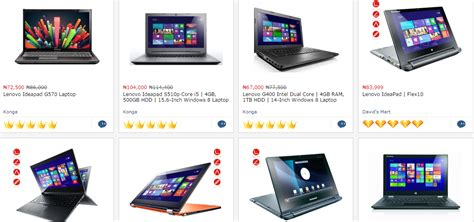 price list computers online computer shop notebook notebook laptop price in nigeria hp dell toshiba lenovo