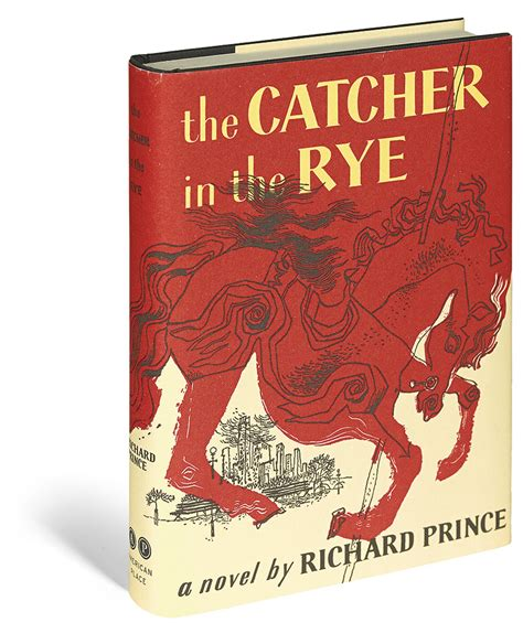 tracking theme catcher in the rye full details for lot 2