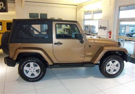 bronze jeep lhd jeep wrangler 01 12 2014 bronze metallic lieu