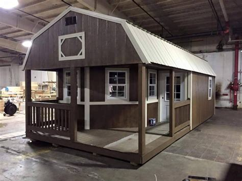 Converting Shed Into Tiny House by Turn A Deluxe Playhouse Into A Tiny Home