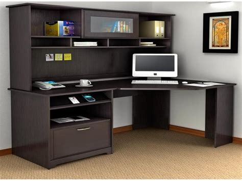 Computer Desk With Hutch Small White Desk Corner Desk Black Corner Desk With Hutch