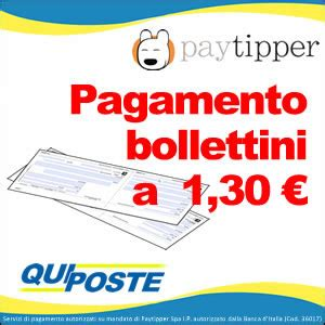 pagamento bollettini postali in bollettini postali sicuri con paytipper quiposte