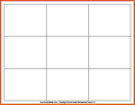 Template For Flash Cards Free flash card template free printable blank flash card