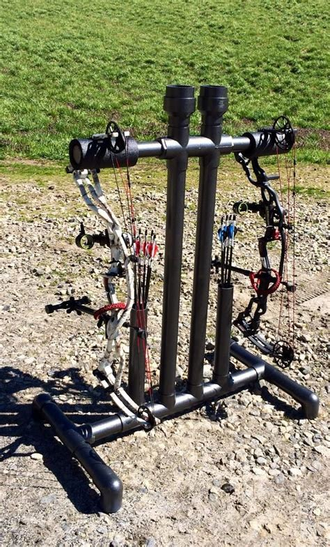 25 best ideas about bow rack on archery