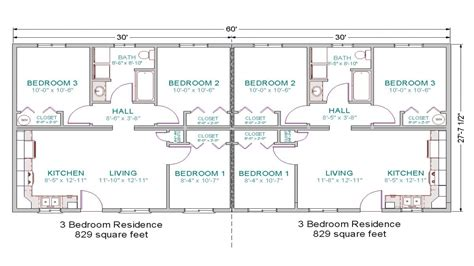floor plans duplex 3 bedroom duplex floor plans simple 3 bedroom house plans